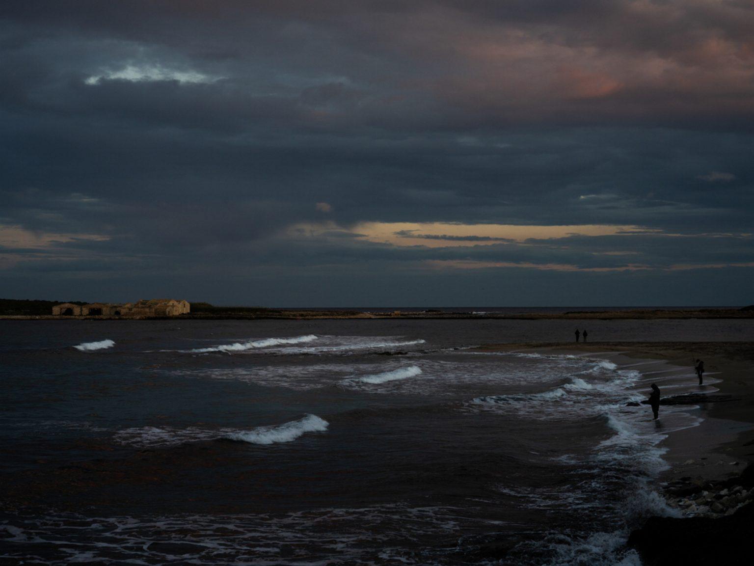 Capopassero Island. Portopalo di Capopassero, Siracusa, Italy, 2020