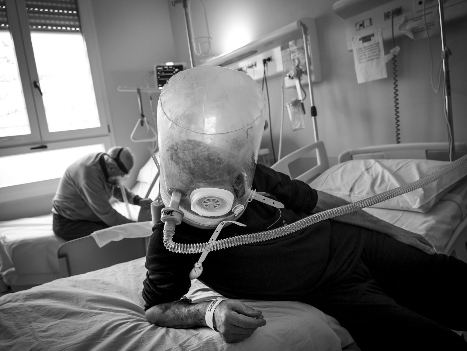 B. Ramazzini Civil Hospital. Department of Covid-19 Emergency Medicine. Carpi, Modena, Italy, 2020
