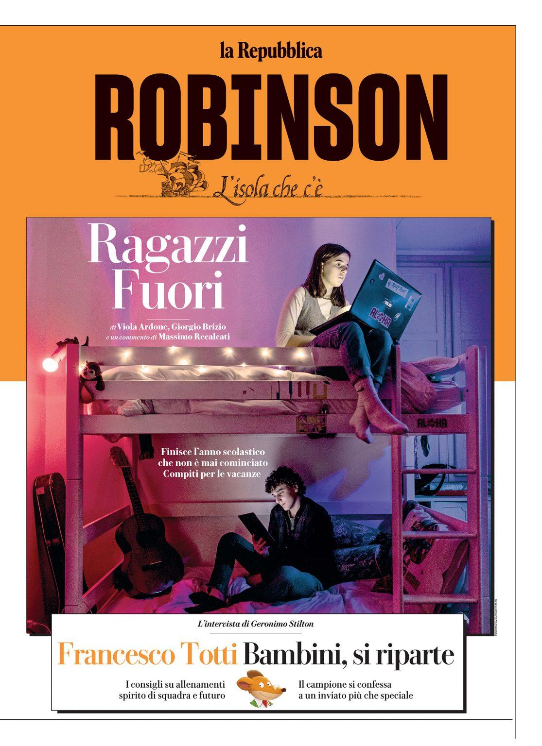 Robinson, June 2021