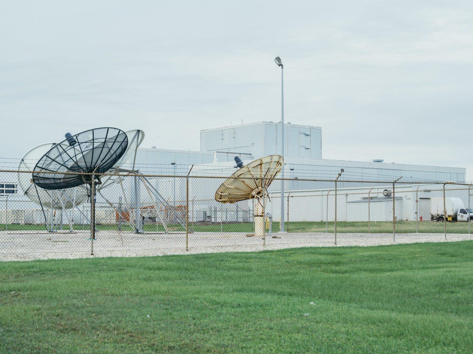 Radars. NASA Johnson Space Center, Houston, Texas, USA, 2018