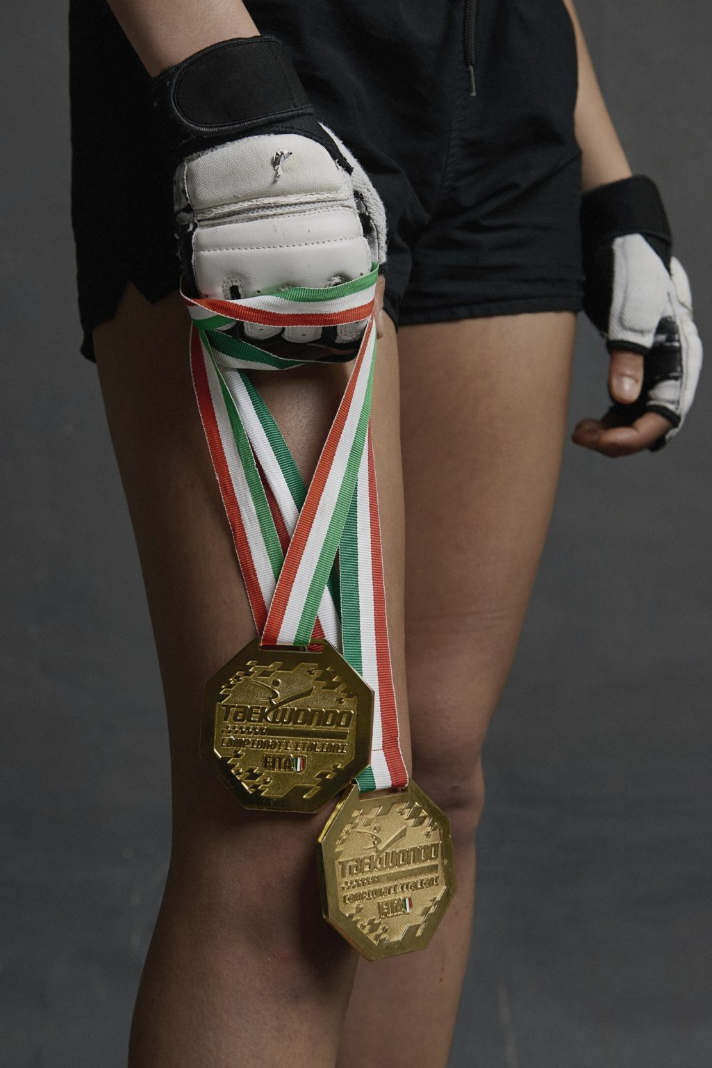"""""""My name is Youmna Nasri, I am 16 years old and I was born on July 2, 2004 in Rome. Still, since my parents are Tunisians, the Italian state does not consider me as Italian citizen. Italy is my country and I tried to honor it with taekwondo, the discipline I love and practiced since the age of five. I have been twice Italian champion in the junior category up to 44 kilograms, achieving the II dan black belt. But, despite the perseverance and love, I can't represent my country in European or world competitions, because I'm not italian! It is madness that I cannot carry up the flag of my country abroad. Because my country, the one that raised me and made me champion, does not recognize me. I just would like to do what I love and compete for Italy without feeling discriminated""""."""