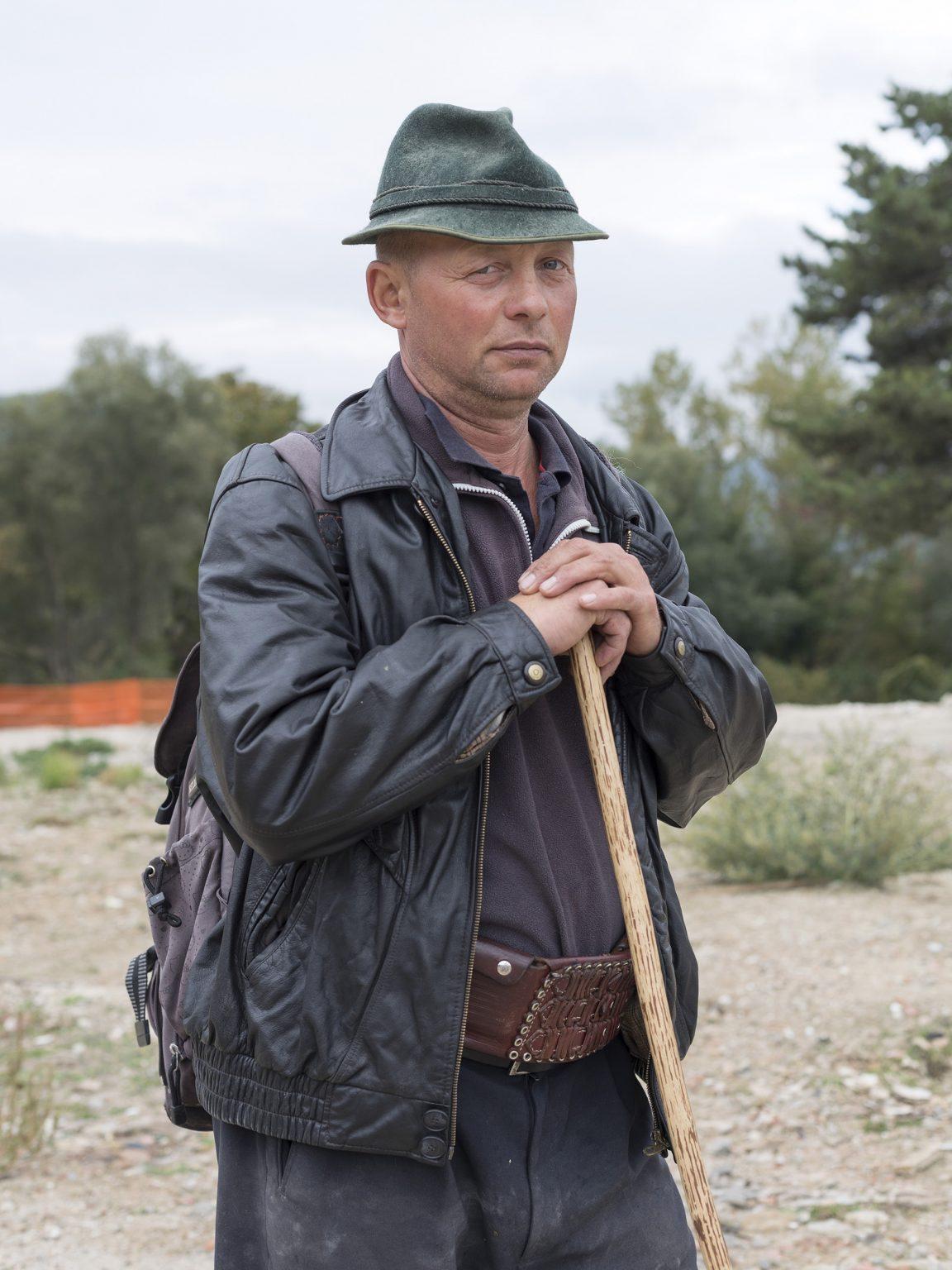 Cornel Hanganu Cornel è un pastore rumeno che dal 2009 lavora a Illica, frazione di Accumoli.