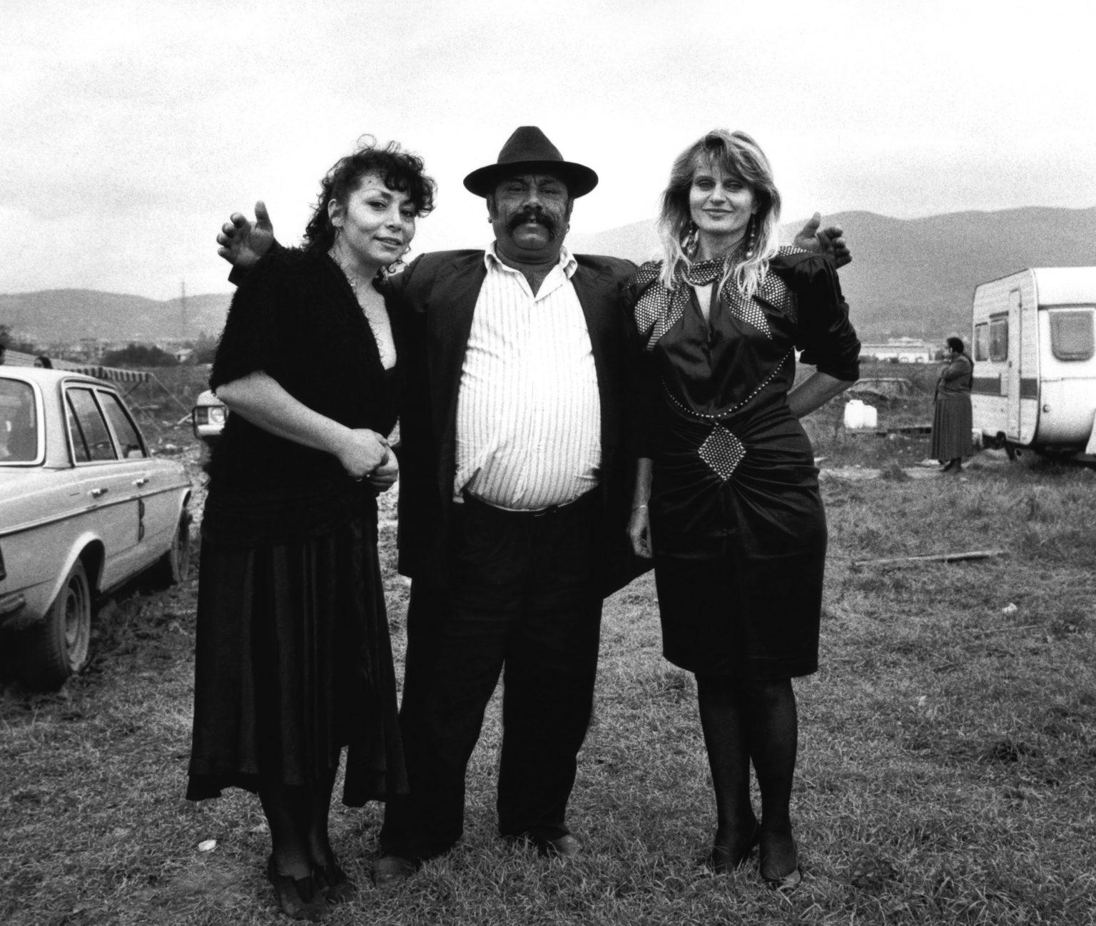 Florence , 1993 - Nomads' camp >< Firenze , 1993 - Campo nomadi