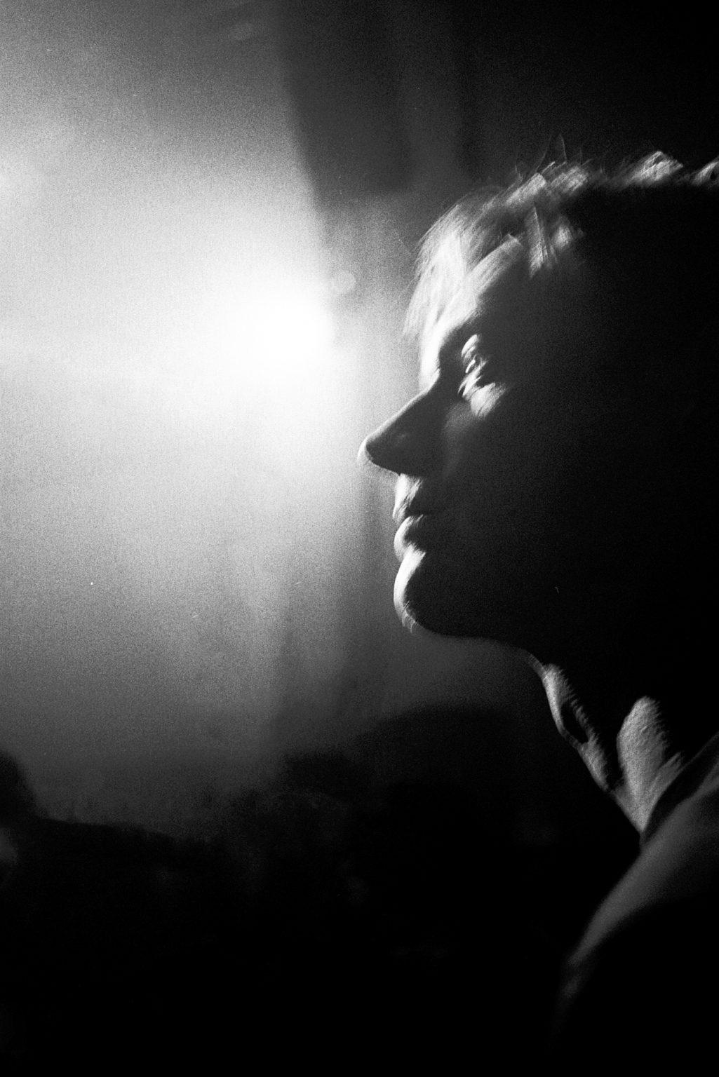 Berlin , 2011- Berlin Diary is a research that documents the margins of society; an investigation into different worlds including relationships; the loneliness of the human being; alcoholism and abuse; lovers and their conflicts and finally the relationship between people and city. A young man at a venue in a Club. >< Berlino ,2011- Berlin Diary è una ricerca che documenta i margini della società; un'indagine in mondi diversi tra cui si esplorano relazioni; la solitudine dell'essere umano; L'alcolismo e gli abusi; gli amanti e i loro conflitti e infine; il rapporto tra persone e città.Un giovane a un concerto in un  Club.