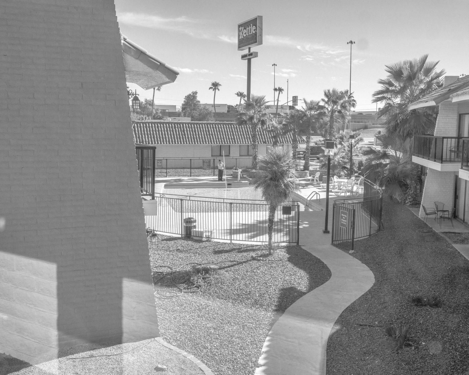Motel. Tucson. December 2019