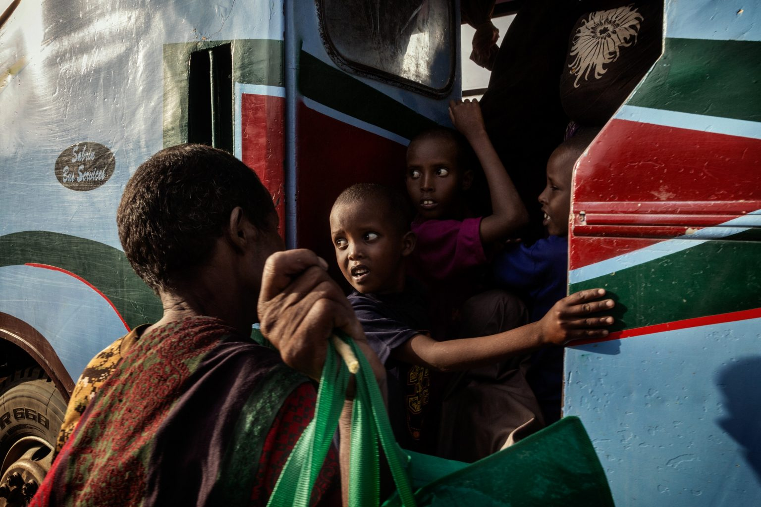 Africa, Kenya, Dadaab. 25/02/2016. Dadaab remains the largest refugee camp in the world, with more than 350,000 inhabitants, 95% of them from Somalia.  Located in a semi-arid region of Kenya, 80 km from the Somali border, the camp arose in the Nineties to contain the displaced fleeing from the civil war in Somalia, and has continued to expand since then. Today it is composed of 5 large tent cities spread over more than 50 km.   Following pressure from the Nairobi government to close the camp, and in parallel with the stabilisation of a number of areas of Somalia, the UNHCR began an assisted repatriation programme for those refugees wishing to return to Somalia.