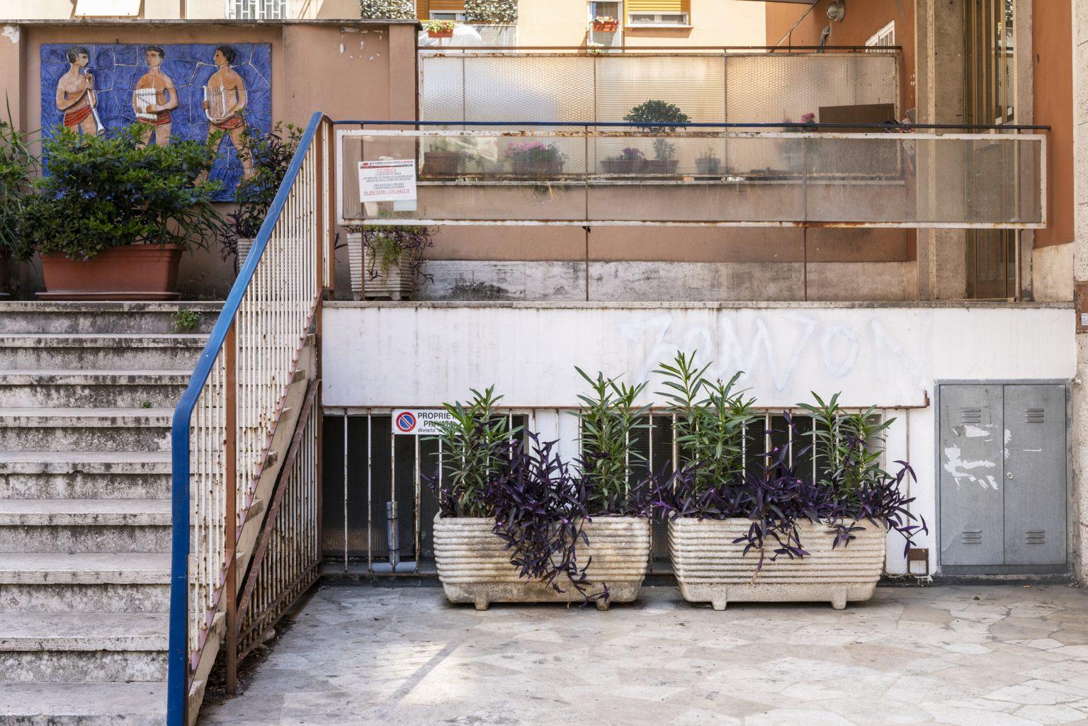 Rome, May 2017 - Via di boccea. Boccea district. >< Roma, maggio 2017 - Via di Boccea. Quartiere Boccea.