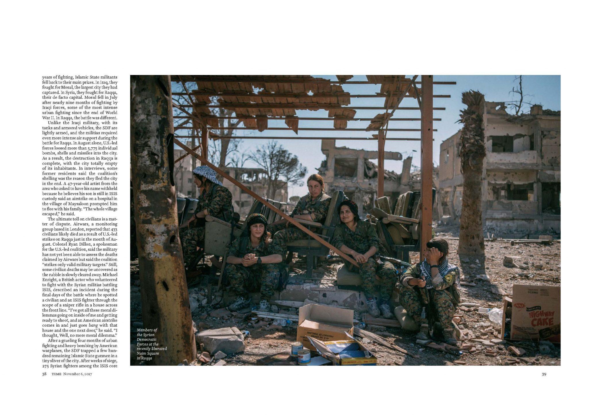TIME, November 2017