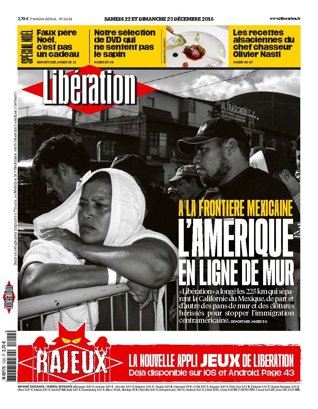 Liberation, January 2019