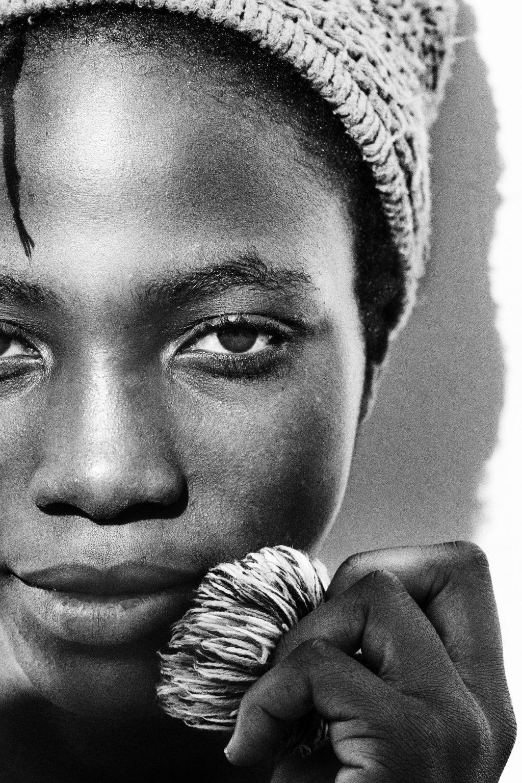lonjedzani è una comunità che collabora con Mthunzi formata solo da ragazze.