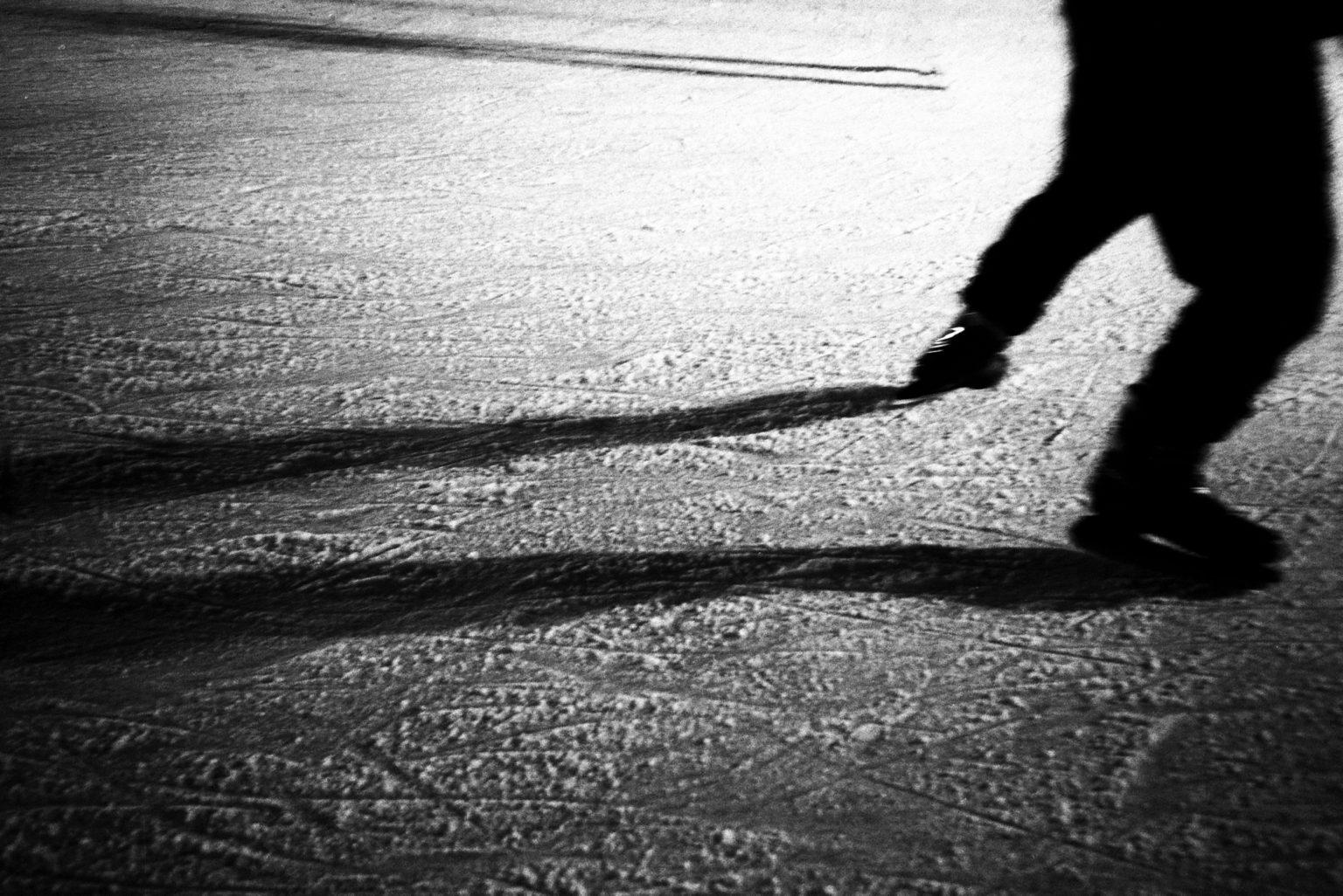 """Rome, 2007- """"Rome Diary"""" ( Rome 2007-2020)  is a long-term research that documents the city of Rome through stories of places and people. An investigation into different worlds, in a society where relationships, loneliness, abuse, love, nightlife, music and artists are explored, and finally the relationship between people and the city.Ice skating in a sport center of Rome. .>< Rome, 2007 -Rome Diary Rome (2007-2020) è una ricerca a lungo termine che documenta la città di Roma attraverso storie di luoghi e  di persone. Un'indagine in mondi diversi, in una società in cui si esplorano le relazioni, la solitudine, gli abusi, l'amore, la vita notturna , la musica e gli artisti, ed infine il rapporto tra persone e città. Pattinaggio sul ghiaccio in un centro sportivo di Roma."""