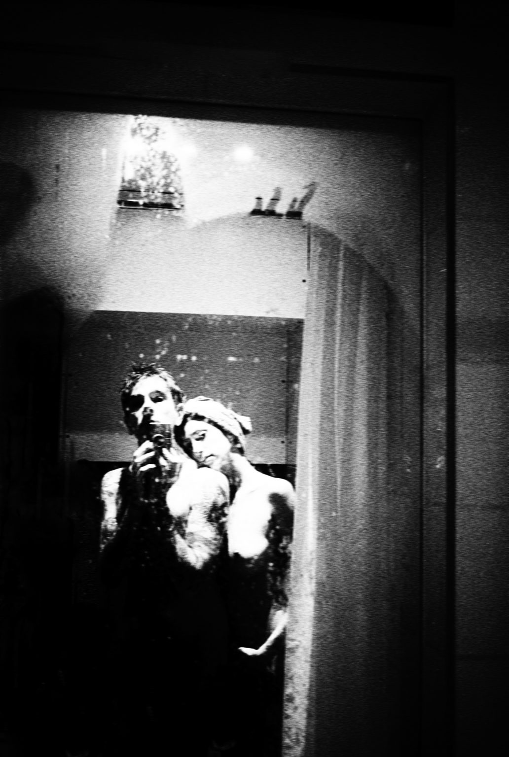 """Rome, April 2010- """"Rome Diary"""" ( Rome 2007-2020)  is a long-term research that documents the city of Rome through stories of places and people. An investigation into different worlds, in a society where relationships, loneliness, abuse, love, nightlife, music and artists are explored, and finally the relationship between people and cities.A gportrait of a lovers, Rome.  >< Rome,April 2010 -Rome Diary Rome (2007-2020) è una ricerca a lungo termine che documenta la città di Roma attraverso storie di luoghi e  di persone. Un'indagine in mondi diversi, in una società in cui si esplorano le relazioni, la solitudine, gli abusi, l'amore, la vita notturna , la musica e gli artisti, ed infine il rapporto tra persone e città. Un Ritratto di giovani amanti, Roma."""