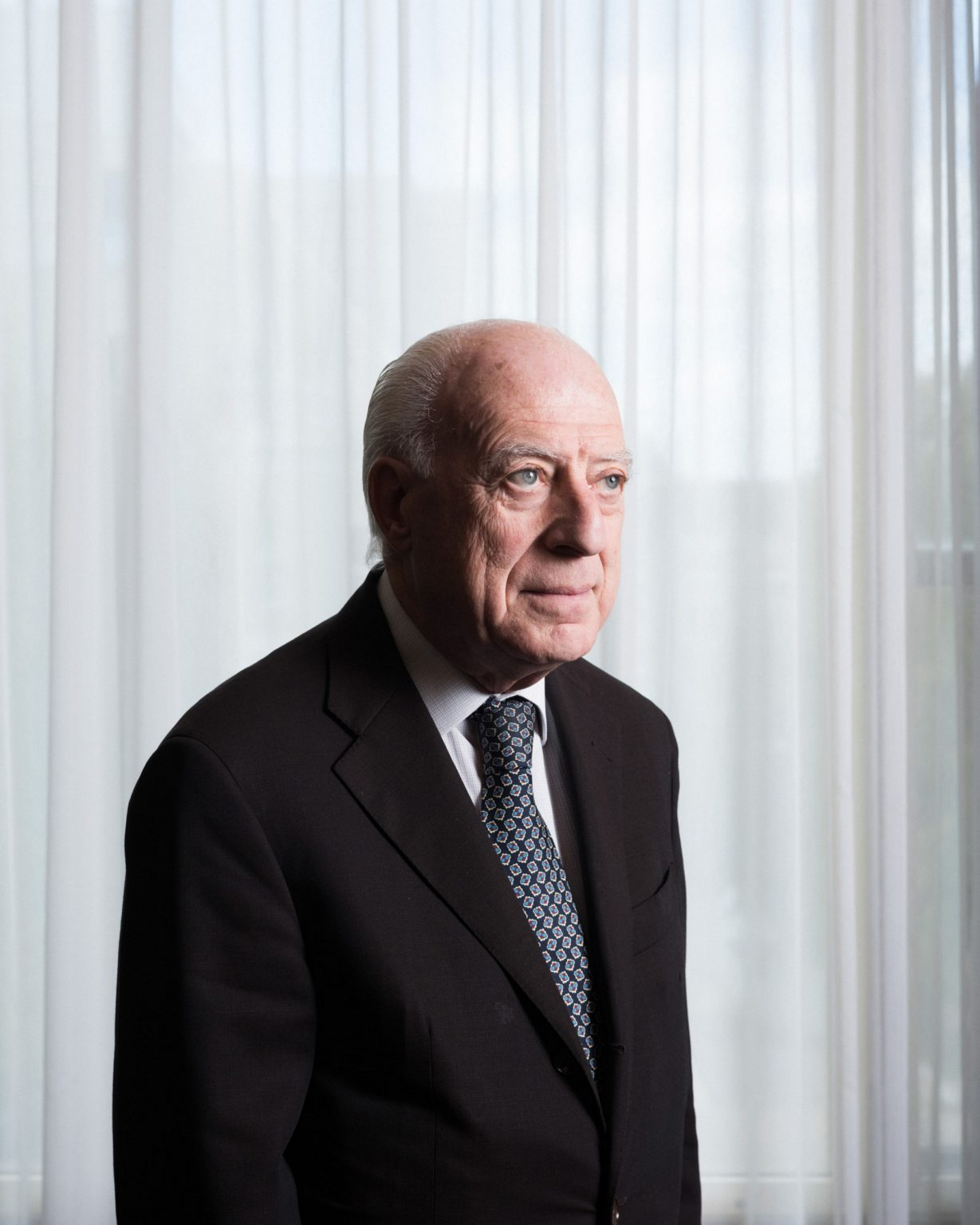 ICTY, International Criminal Tribunal for the former Yugoslavia, The Hague, The Netherlands, 2017. Judge Fausto Pocar Fausto Pocar (Italy) works as a judge at the ICTY since 2000. He was the president when Slobodan Milosevic died in prison, in The Hague. 'We were disoriented, as were the people in the Balkans. Our goal, to get the main leaders of the war to justice, had failed. In the meanwhile we received fierce criticism from Serbia, that we didn't treat him well in prison. Well, it was the opposite: Milosevic didn't want to be treated. He didn't take his pills, he tried to be more sick.'