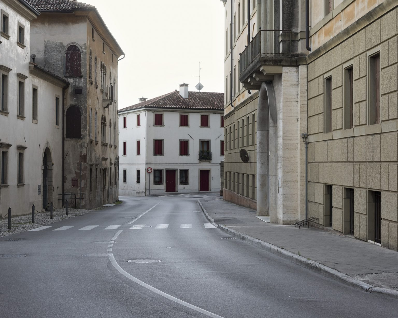 The Piave Legend. In Vittorio Veneto the last armed conflict took place between Italy and the Austro-Hungarian Empire in October 1918, before the end of the war. The road along which the victorious Italian troops entered the city.